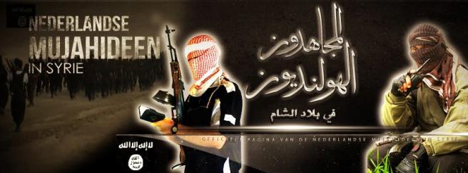 Nederlandse Mujahideen in Syrie